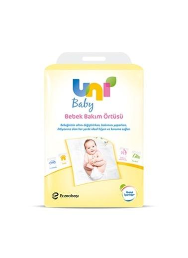 Sema Bebe Uni Baby Bebek Bakım Örtüsü 10 Adet Renkli
